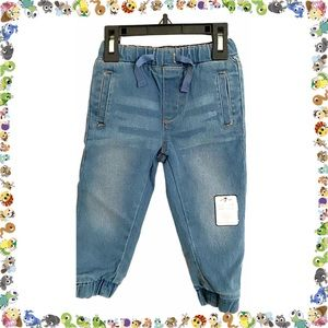 7 For All Mankind Little Girl's Luxe Sport Jeans